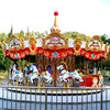 European Amusement Park Vintage Indoor Luxury Electric Outdoor Merry Christmas Kids Rides Merry Go Round Carousel For Sale