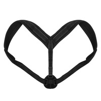 breathable chest braces back straightener body wellness corrector posture support clavicle belt quality home depot