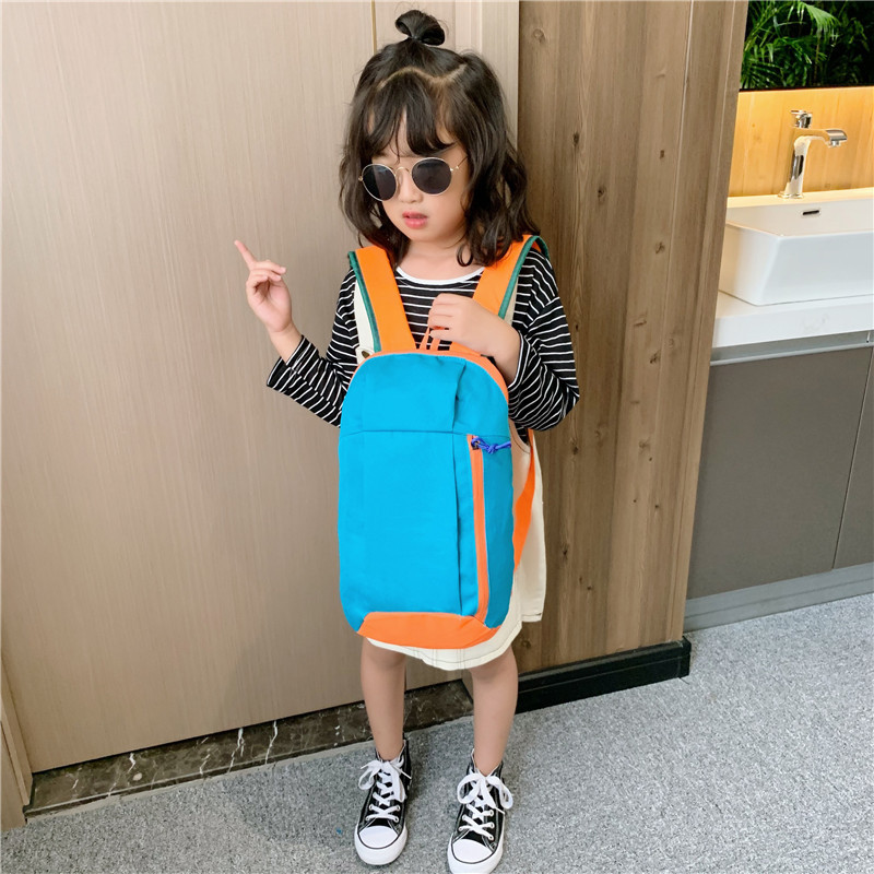 Boys Girls Factory Wholesale Cheap School Camping Backpack Bag Custom Logo Printing Travel Promotion Back Pack 600d Bag