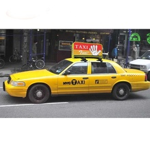 P5 hohe helligkeit werbung <span class=keywords><strong>taxi</strong></span> top led display mit 4G steuer