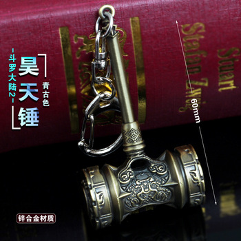 Legend of the Dragon King of Daifa Tang Sanhao Heavenly Hammer Key Link