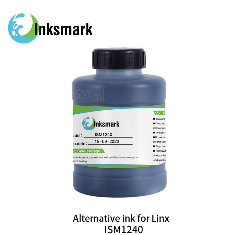 Hot Selling Alternatief 500Ml Linx 1240 Inkt Voor Linx 8900 Cij Inkjet Printer