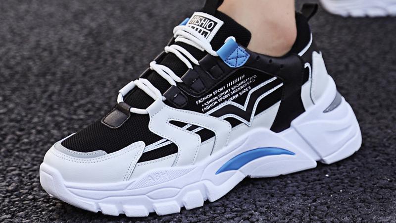 Zapatillas de correr retro World-win con cojín de aire de cristal de nueve colores, deportivas informales de gran tamaño 97, sin logotipo