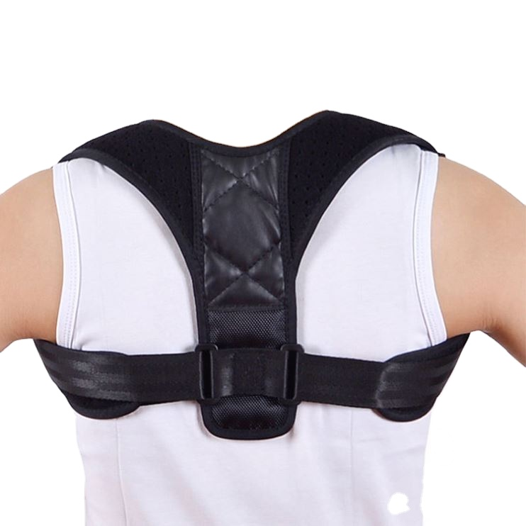 Wholesale Adjustable Back Posture Corrector Clavicle Spine Belt Posture Correction