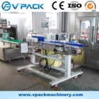 Machine 2020 Modern Techniques Automatic Price Shrink Label Machine For Plastic Bottle