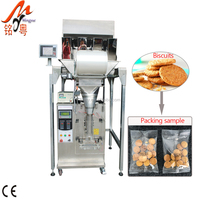 Vertical Packing Machine With Multihead Combination Linear Weigher