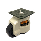GD-40/60/80/100/120/150 Adjustable Height Swivel Leveling Caster