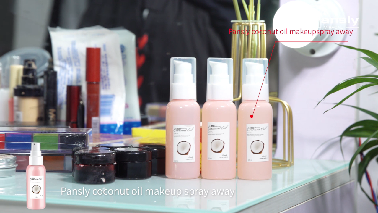 Private Label Natural Cold Pressed Coconut Oil Pure Virgin Coconut Oil For Skin Care Moisturizing Coconut Hair Oil