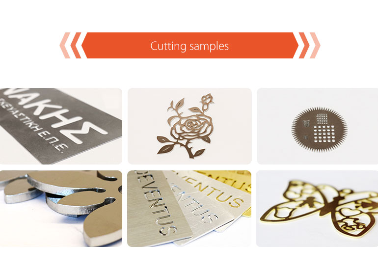 laser cutting steel Application and Metal Applicable Material laser   cutting machine mini cutting machine