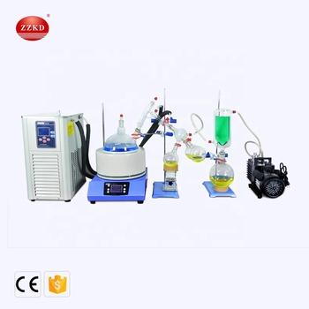 Lab Quick and Efficient Short Path Distillation Equipment