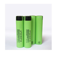 Rechargeable Cylindrical Lithium 3.7V 3000mah Li-ion 18650 Battery For sale