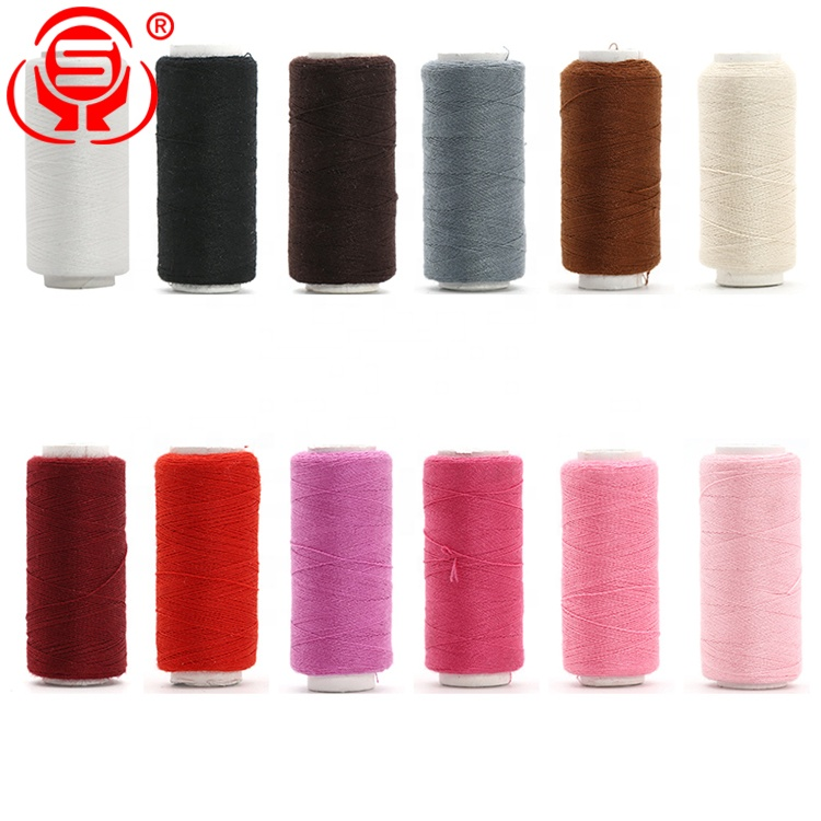 Luxury Household 39 Colors Polyester Sewing Thread Set for Gift