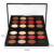 Beauty Magnetic 12 Color Shimmer Matte Eyeshadow Palette Warm Earth Eye Shadow Makeup High Pigment Sombras Cosmetics Custom Logo