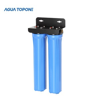 Agua Topone 2 stages <strong>whole</strong> <strong>house</strong> water <strong>filter</strong>