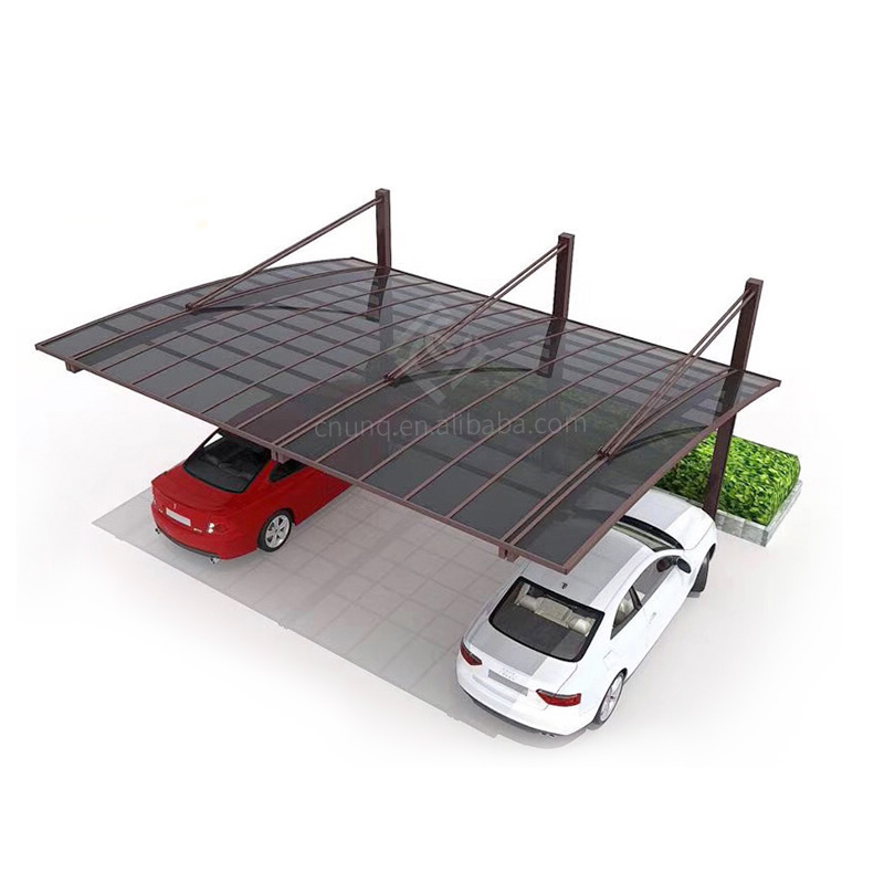 Kanopiler Carports, araba portları ve barınaklar
