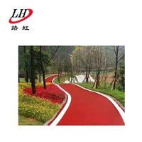 High Temperature Stability Non-fading Easy Maintenance Bright And Lasting Color Asphalt Color Bulk Bitumen