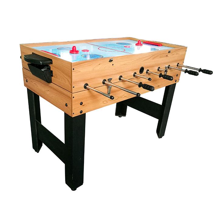 Многофункциональный игровой стол 3 в 1 бильярдный стол, настольный футбол, настольный хоккей