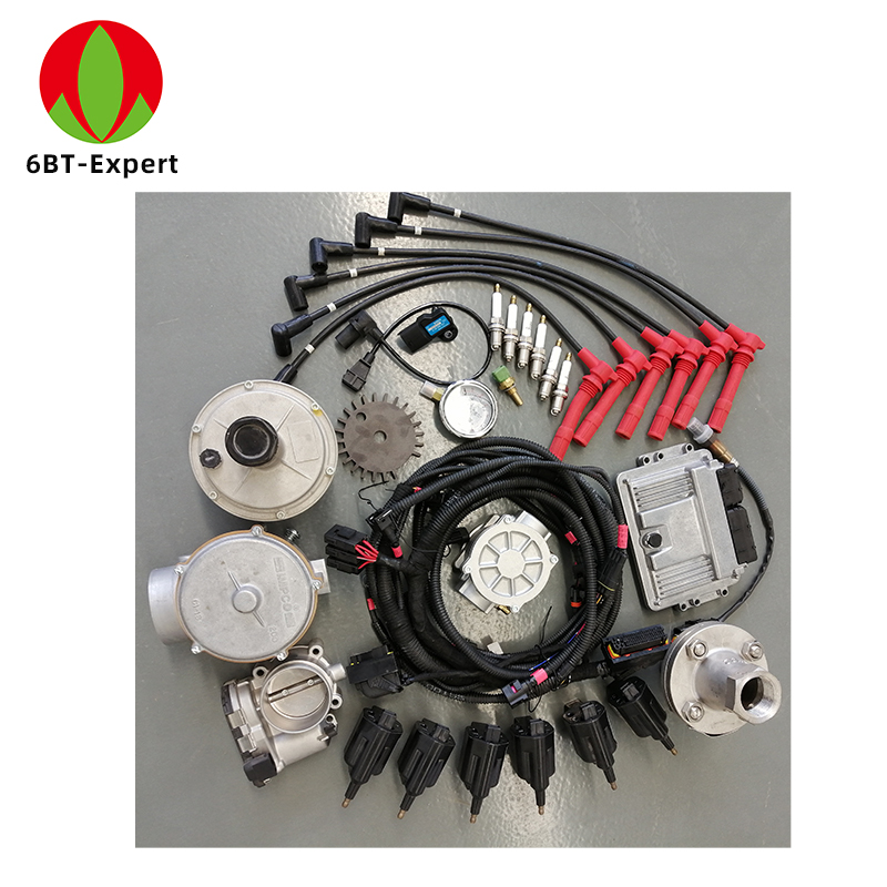 Original natural gas engine generator set part lpg gas mixer