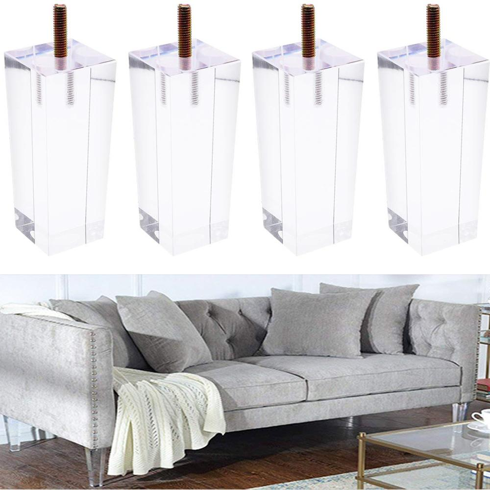 Furniture Feet Clear Acrylic Furniture Legs - Buy Furniture Feet