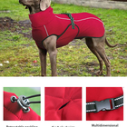 High Quality Winter Dog Clothes Reflective Windproof Dog Coat