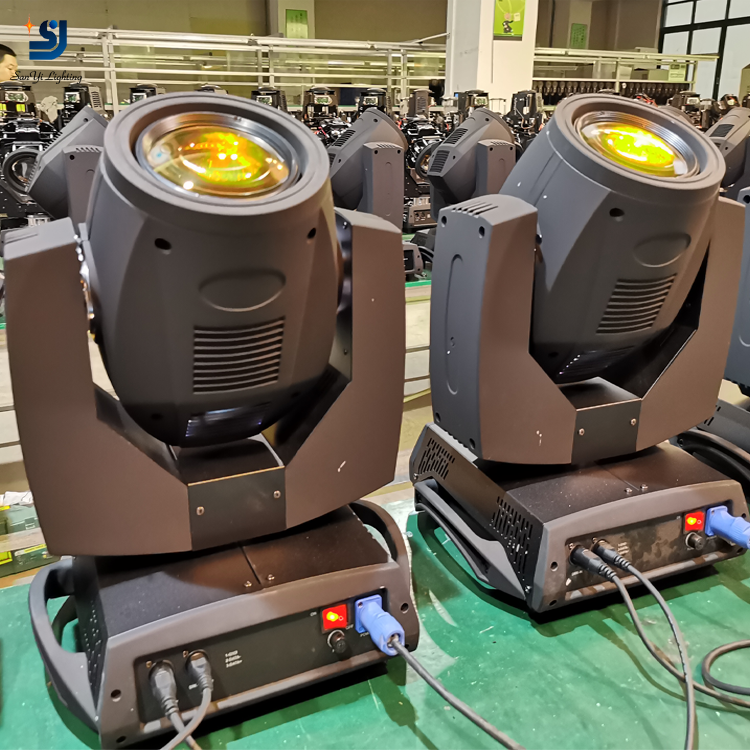 Guangzhou  7r 230w Beam moving head lights dj lighting