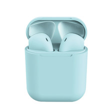 Neue inpods i12 Bluetooth headset Macaron farbe headset handy wireless headset