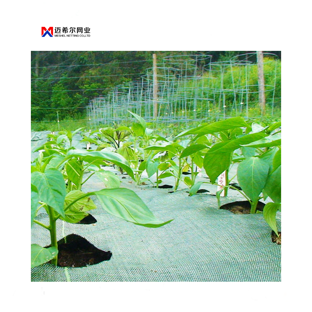Landscape Ground Cover Heavy PP Woven Weed Control Mat