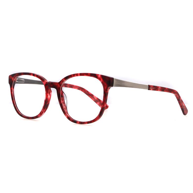 Унисекс горячая распродажа высокое качество модные квадратные новые 2020 ацетатные анти-голубые световые очки Блокировка