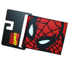 High Quality Red Spider Man Wallet For Men
