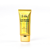 OEM ODM 24k gold Whitening cream products private label skin care Cosmetic Whitening Moisturizing cream for daytime