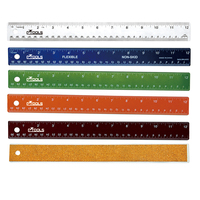 China Professional Manufacturer Multifunctional Custom Size Wood Stainless Steel Ruler