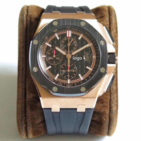 Luxury Brand Luminous watch JF 26400 A3126 movement Multi-function chronograph watch Piguet Royal offshore audemars AP watch