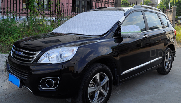 New Design Frostproof Car Windshield Snow And Ice Cover