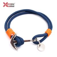 Baiyuheng Where To Order Sailor With Anchor Charm Bracelet