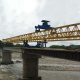 200 ton launcher overhead bridge crane from China company