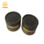 High quality custom printed black round box paper tube packaging for cosmetic jar