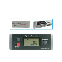Draagbare <span class=keywords><strong>Elektronische</strong></span> Digitale <span class=keywords><strong>Inclinometer</strong></span> 360 Graden Hoek Niveau Doos