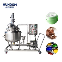 price of stainless steel mixing tank with agitator homogenizing blending tank for cosmetic