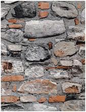 LUCKYYJ каменная бумага для стен, кожура и палка из искусственного камня, самоклеящаяся контактная бумага, наклейки для украшения стен дома(Китай)