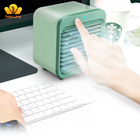 Hot Deal [ Air Conditioner ] Humidifier And Cooler Humidifier Hand Held Desk Mobile New Design Rotary Sale Jumbo Cooler Ac Compressor Air Conditioner Portable Mini
