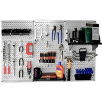 Customized Utility Tool Storage Kitchen Pegboard Rack for Home Improvement