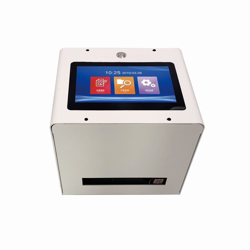 Static Handheld Date Coding Machine Inkjet Printer OH-188 for Plastic, Wood, Aluminum Platinum, Carton, Electronic Products.
