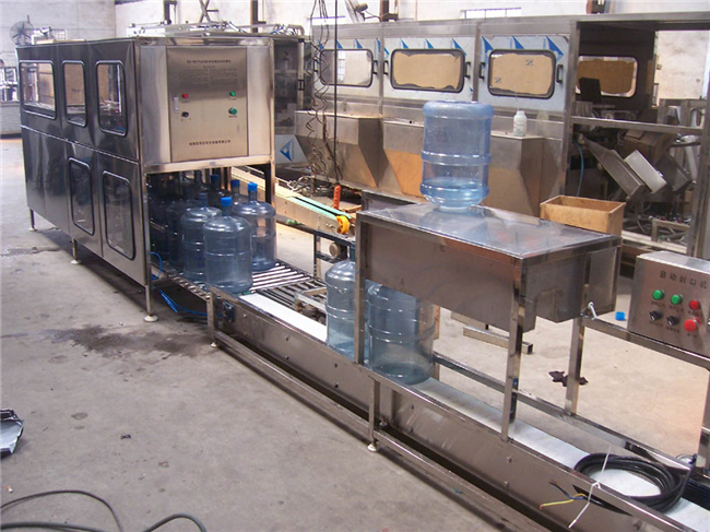 product-Ocpuritech-Automatic bottle washing filling capping machinery and equipment for mineral wate-2