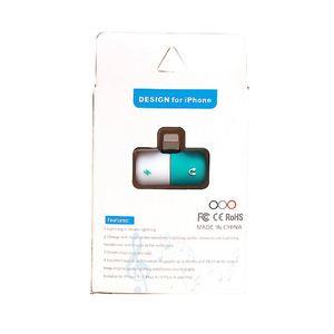 Mini Pill Shape Splitter For Iphone 7 /8 /X /Xs Max Capsule Design Adapter Converter