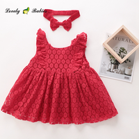 Wholesale Halloween Baby Clothes Long Sleeve Ruffle Girls floral Design kids wear