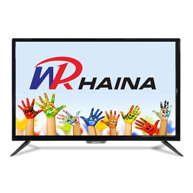 haina 2020 wholesale CKD SKD opeitonal flat screen smart <strong>tv</strong> 32 43 inch