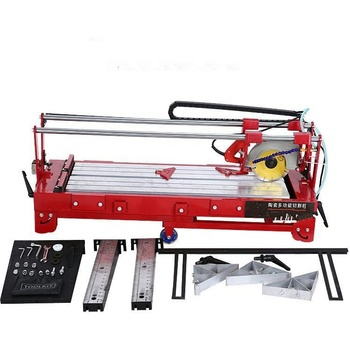 Cutting machine used for stone and ceramic tile cutting