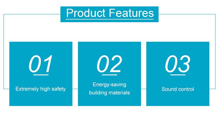 उच्च गुणवत्ता अच्छी कीमत एल्यूमिनियम फ्रेम गिलास पर्दे दीवारों के निर्माण के लिए बाहरी