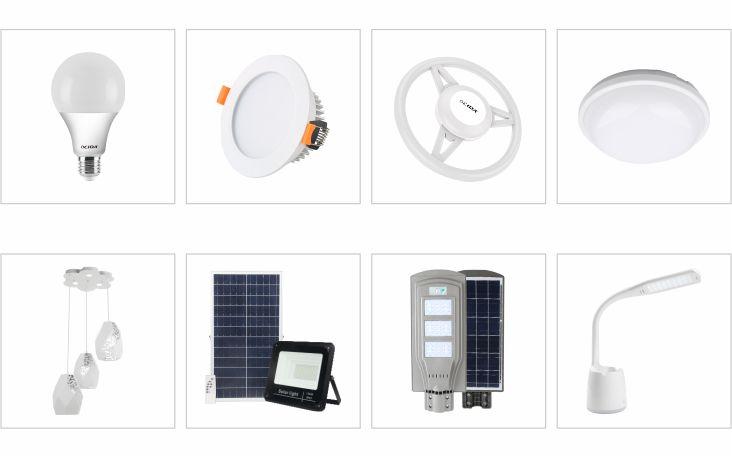 Оптовая цена E27 держатель лампы 7 Вт 9 12 Wi Fi Затемнения Смарт лампы для внутреннего использования