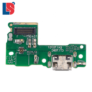 New Model For Huawei Enjoy 7 SLA-AL00 USB Dock Connector Charging Port Charger Flex Cable Microphone Module Board Repair Parts